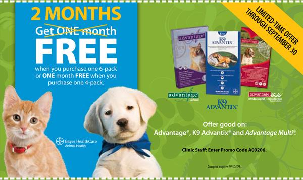 advantix coupons online
